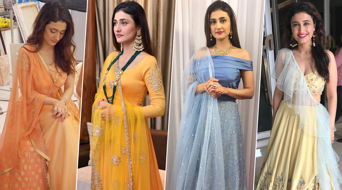 Ragini Khanna Birthday Special: Steal a Thing or Two From Her Ethnic Style File This Wedding Season! (View Pictures)