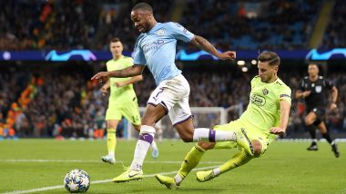 Dinamo Zagreb vs Manchester City, UEFA Champions League Live Streaming Online: Where to Watch UCL 2019–20 Group Stage Match Live Telecast on TV & Free Football Score Updates in Indian Time?