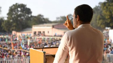 Jharkhand Assembly Elections 2019: Rahul Gandhi Hits Campaign Trail, Promises Farm Loan Waiver And Jobs For Youths
