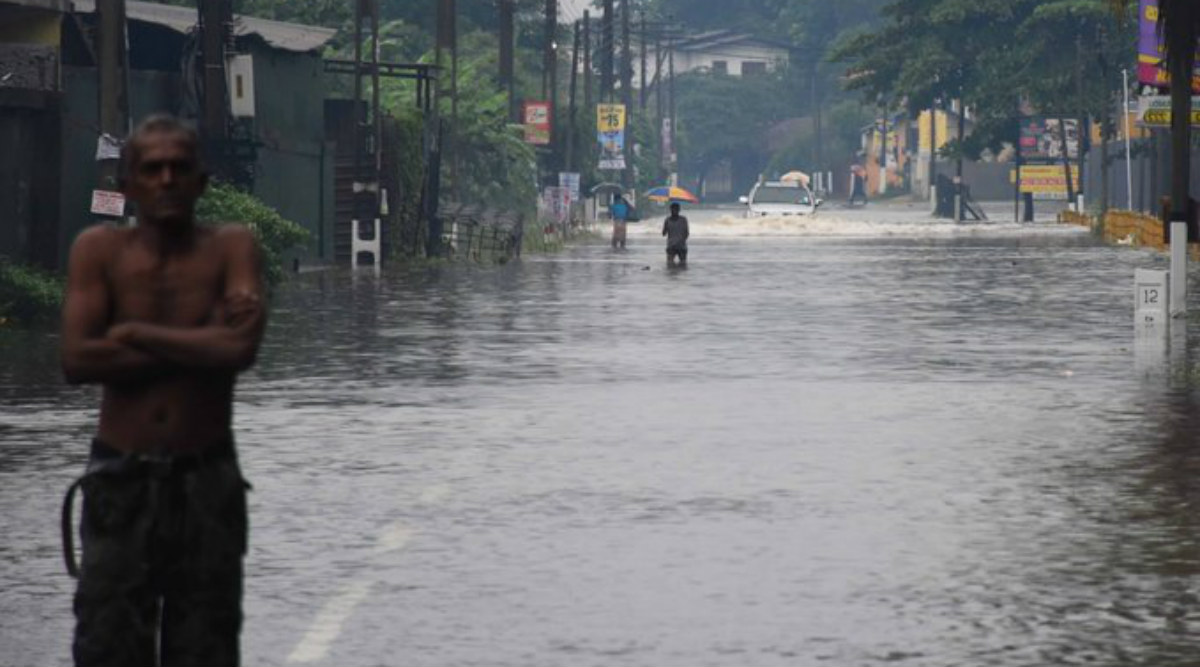 Sri Lanka: Heavy Rains and Strong Winds Kill 2 People, Over 65,000 Affected