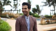 Rajkummar Rao Donates to PM And CM's Relief Fund To Combat COVID-19 Pandemic