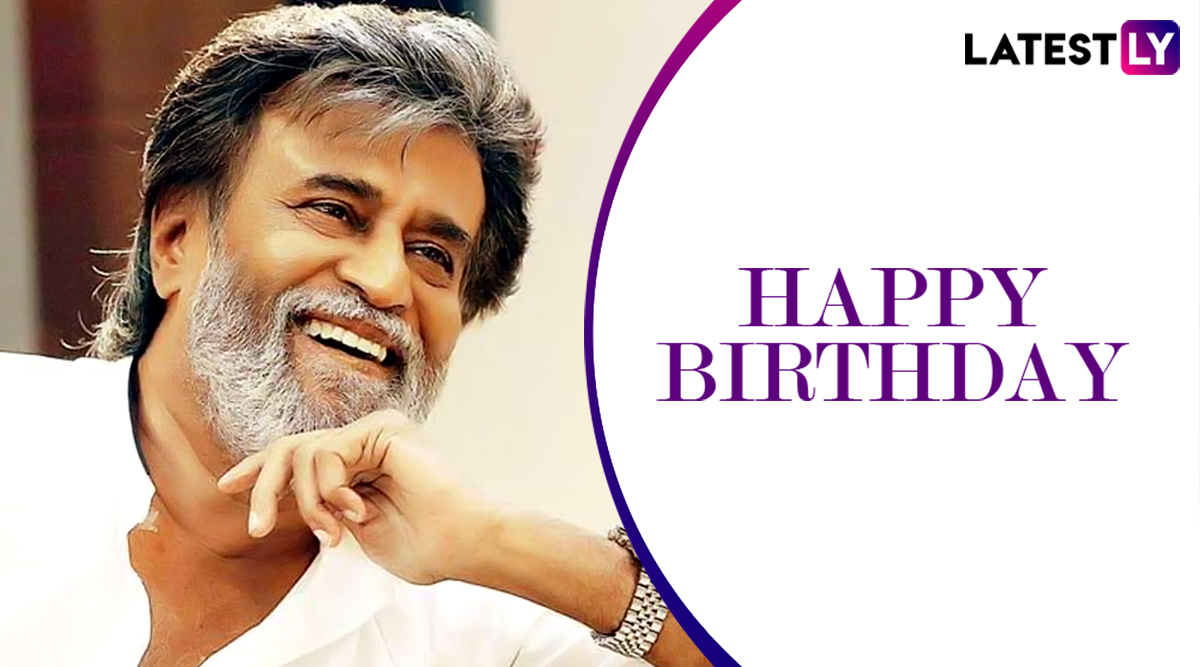 Rajinikanth Birthday Special: 10 Powerful Dialogues of Indian Cinema Legend That Make Him That Thalaivar of Punch-Lines!