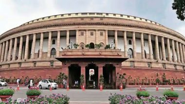Budget Session 2020: BJP Issues Whip to Party's Rajya Sabha MPs for Tuesday, Asks to 'Support Stand of Govt'
