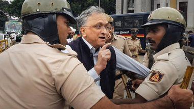 Bengaluru Police Extends Section 144 Till Friday, Books MLA Rizwan Arshad and Historian Ramachandra Guha For Anti-CAA Protests