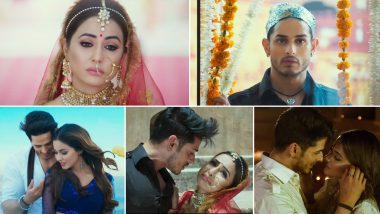 Raanjhana Song: This Hina Khan - Priyank Sharma Track Is All About Honour Killing and Re-Incarnation (Watch Video)
