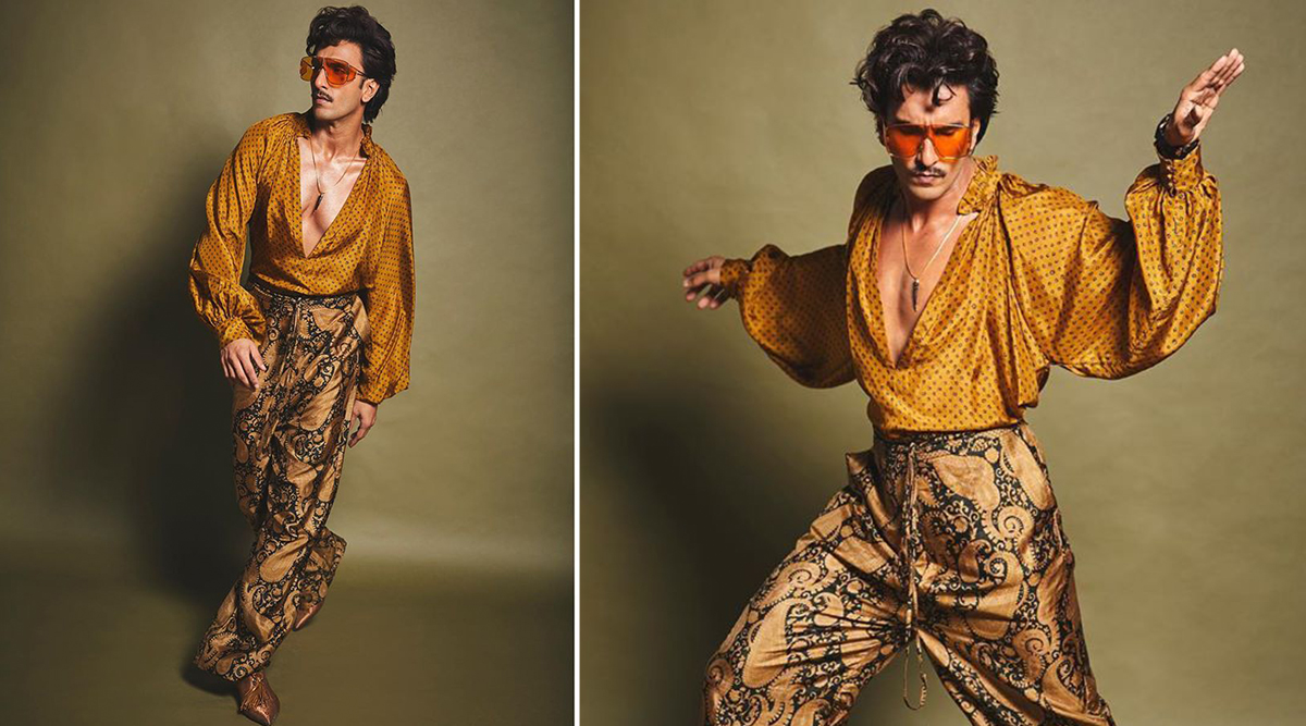 HOLY MOLY, Ranveer Singh! Perfect Is Boring, Damn That Sabyasachi GLAM!