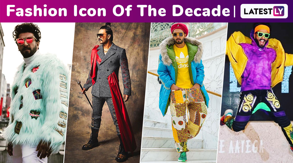 Ranveer Singh, Fashion Icon of the Decade Who Blazed His Way With a Whimsical Charm and Oodles of Sartorial Drama!
