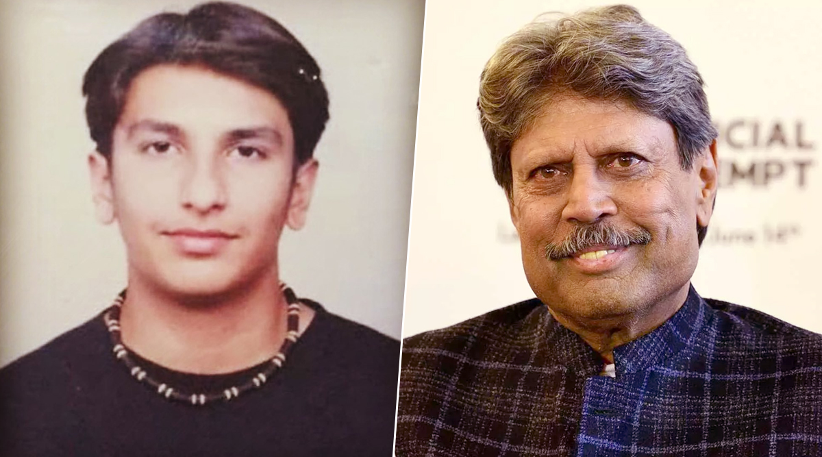 Flashback Friday: You'll Completely Agree with Kapil Dev's Comment on Ranveer Singh's Pic!