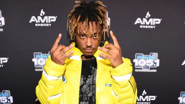 Rapper Juice WRLD, Promising Rap Talent, Dies at Age 21