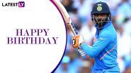 Ravindra Jadeja Birthday Special! 5 Best All-Round Performances of Indian Cricketer That Bagged Limelight
