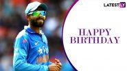 Ravindra Jadeja Birthday Special: Times When 'Sir Jadeja' Shocked Opposition With His Fielding Skills (Watch Videos)