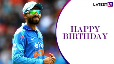 Ravindra Jadeja Birthday Special: Times When 'Sir Jadeja' Shocked Opposition With His Fielding Skills (Watch Videos)