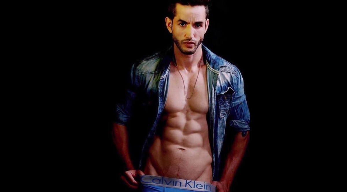Here's the Biography of Indian Top Model Rayees Khan