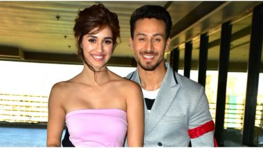 Confirmed! Disha Patani Starts Shooting for Tiger Shroff's Baaghi 3 But it's Not What You Think it Is