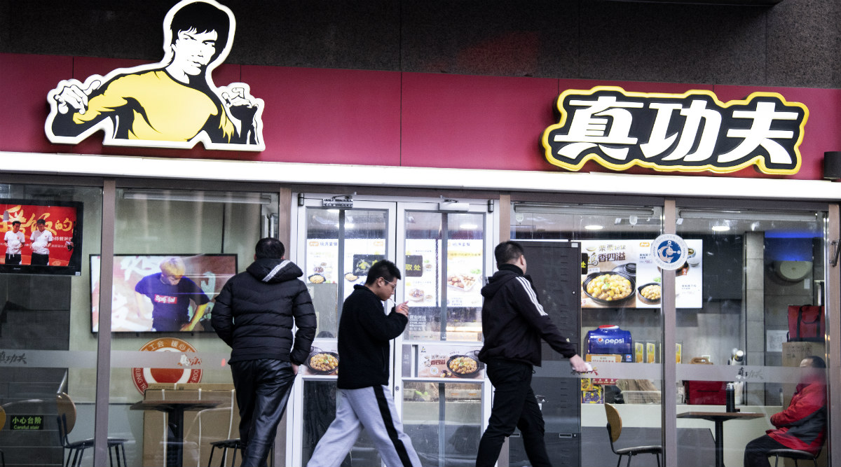 Bruce Lee's Daughter Shannon Sues Fast Food Chain for Using Father's Image