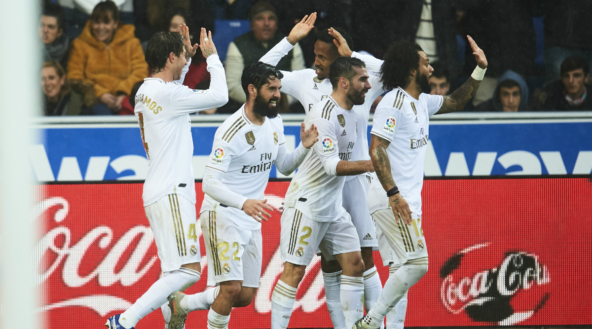 Real Madrid vs Espanyol, La Liga 2019-20 Free Live Streaming Online & Match Time in IST: How to Get Live Telecast on TV & Football Score Updates in India?
