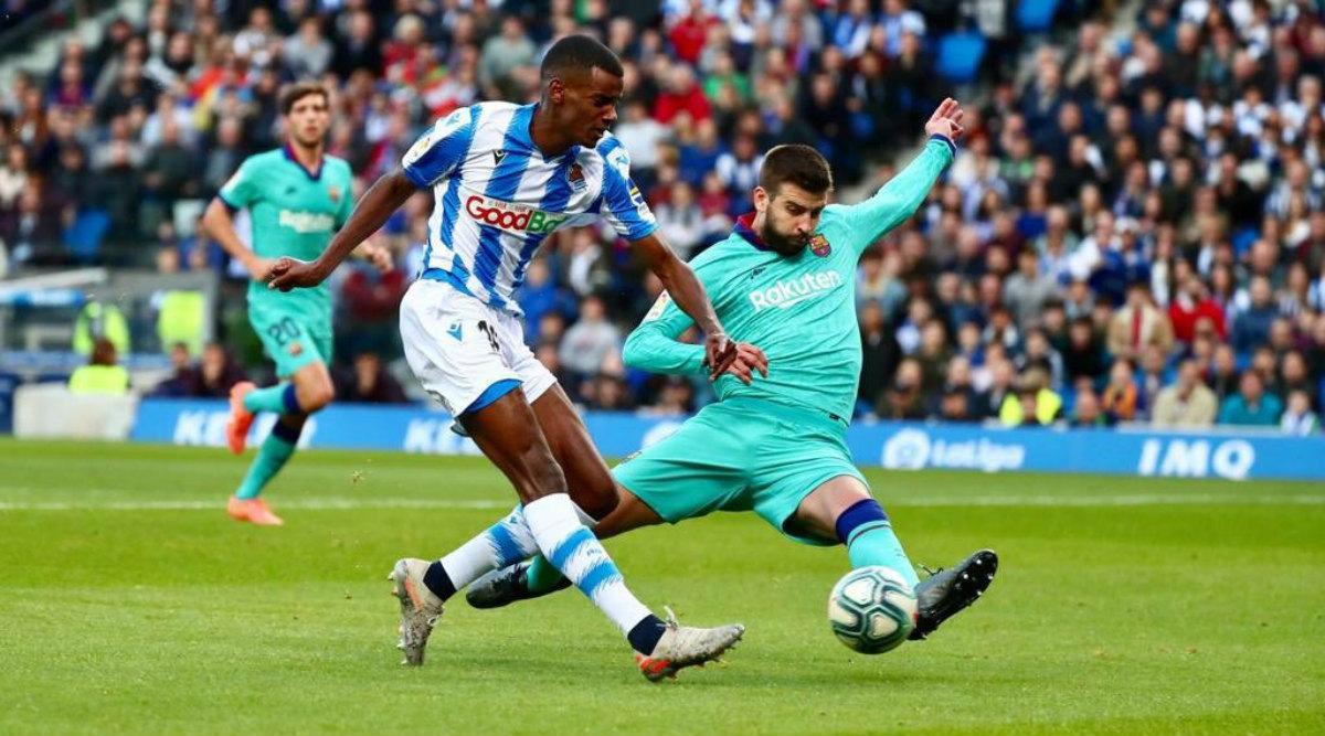 La Liga 2019-20: Barcelona Pegged Back 2-2 by Real ...
