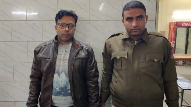 Delhi Fire Tragedy: Anaj Mandi Building Owner Rehan, Manager Arrested by Police After Blaze Kills 43