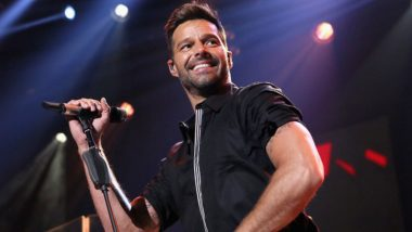 Ricky Martin to Provide Mental Health and Education Programmes For People During COVID-19 Pandemic