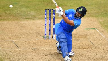 Rishabh Pant Chants Reverberate at Chepauk Stadium, CSK Home Venue, After Wicketkeeper Batsman's Impressive Knock During IND vs WI 1st ODI 2019, Watch Video