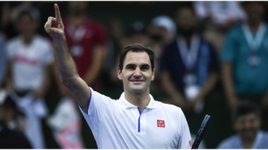 Roger Federer Reacts on Becoming First Swiss to Be Commemorated With Coin in His Honour (See Tweet)