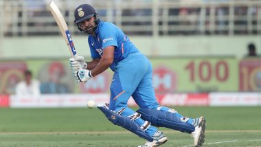 Rohit Sharma Becomes Third-Fastest Batsman to Reach 9000 Runs in One Day Internationals, Reaches Landmark During India vs Australia 3rd ODI 2020