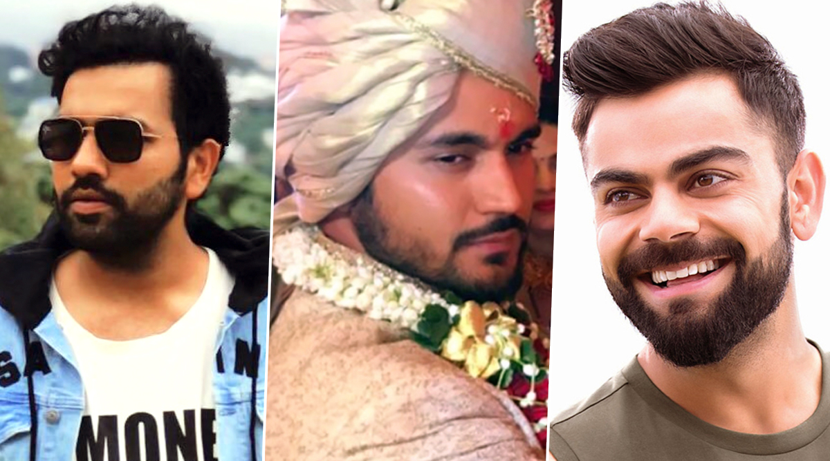 Manish Pandey Marries Ashrita Shetty: Rohit Sharma, Virat Kohli and Others From Cricket Fraternity Wish The Batsman and Actress a Happily Married Life!