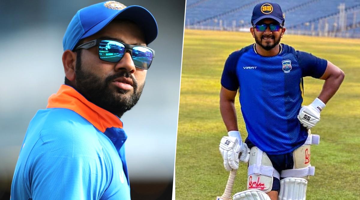 'Pose Kam Maar, Batting Karle Thoda' Rohit Sharma Trolls Kedar Jadhav Ahead of India vs West Indies Series 2019