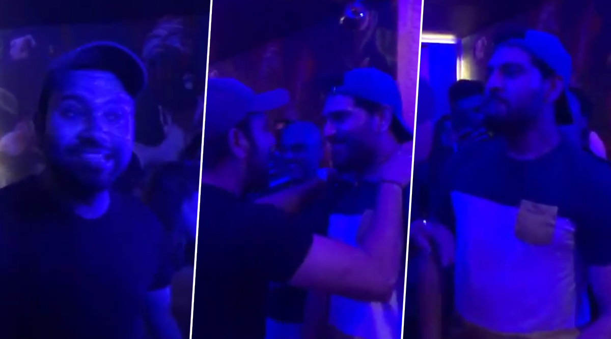 Rohit Sharma Wishes Yuvraj Singh on His 38th Birthday, Shares Throwback Video of Yuvi and Him Dancing (See Instagram Post)