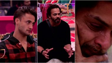 Bigg Boss 13: Sidharth Shukla In Tears After Rohit Shetty Attempts To Patch Things Up Between Him and Asim Riaz?