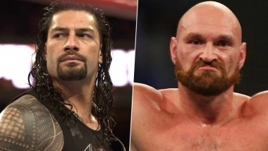 Year Ender 2019: From Roman Reigns' Return to Ring Post Leukemia to Tyson Fury-Braun Strowman Match; Here's Look at 5 Best Moments in WWE (Watch Videos)
