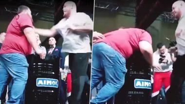 Russian Slapping Champion Vasiliy Khamotskiy Slips Into 'Mini-Coma' After Being Hit So Hard (Watch Terrifying Video)