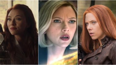 Vote! Which is Your Favourite Scarlett Johansson aka Black Widow Look From Marvel Films Over the Years?
