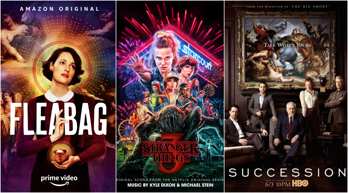 Year Ender 2019: Fleabag, Stranger Things, Succession - 10 Best Web Shows Of the Year