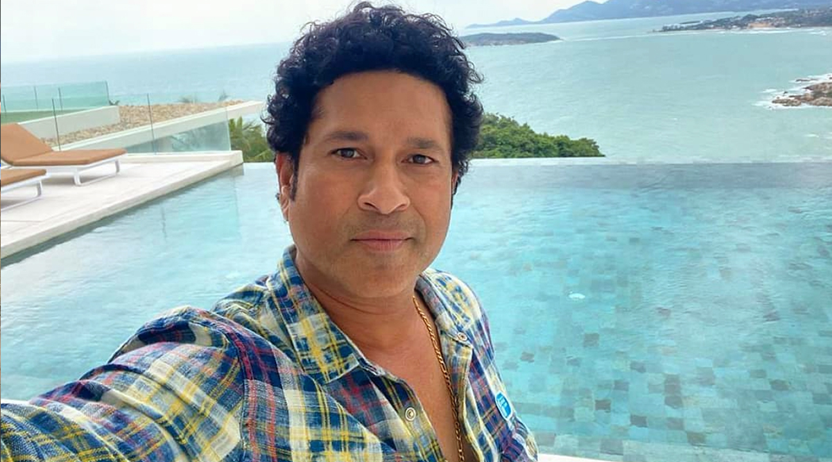 Sachin Tendulkar Wants a Six-Month Vacation, Twice a Year; See Instagram Post from Thailand