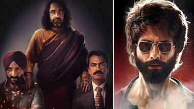 Sacred Games 2, Kabir Singh and Other Top 10 Series and Movies That Make It To Netflix India's Most Popular Releases 2019 List