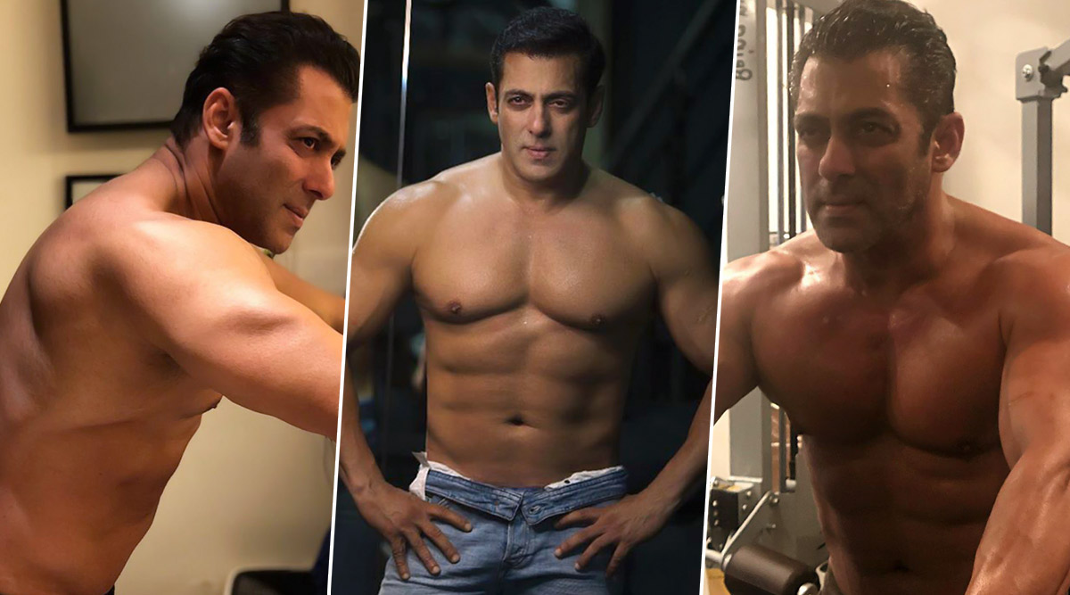 Salman Khan Birthday Special: Fitness Secret Behind Dabangg 3's Chulbul Pandey's Muscular Physique
