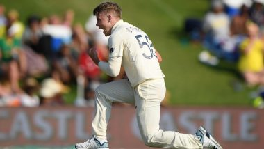 SA vs ENG 1st Test 2019: Sam Curran's Four-Fer Reduces South Africa to 277/9