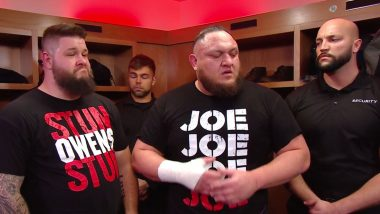 WWE Raw Dec 30, 2019 Results and Highlights: Samoa Joe, Kevin Owens Get Into Brawl With Seth Rollins & AOP; Randy Orton Delivers RKO to AJ Styles (Watch Videos)
