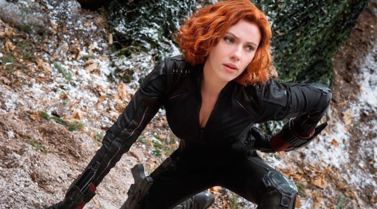 Scarlett Johansson in Age of Ultron