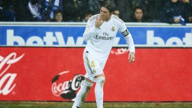 La Liga 2019–20: Sergio Ramos Creates Goal-Scoring History in Real Madrid's Win Over Real Sociedad