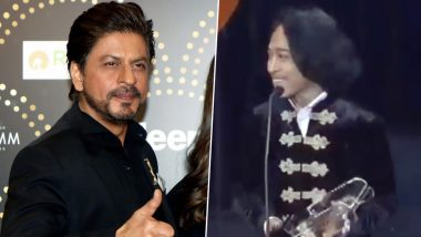 An International Star Dedicates His Award to Shah Rukh Khan, Expresses the Desire to Meet Him, and It's the Superstar's Humble Response Which Will Make You Smile (View Post)