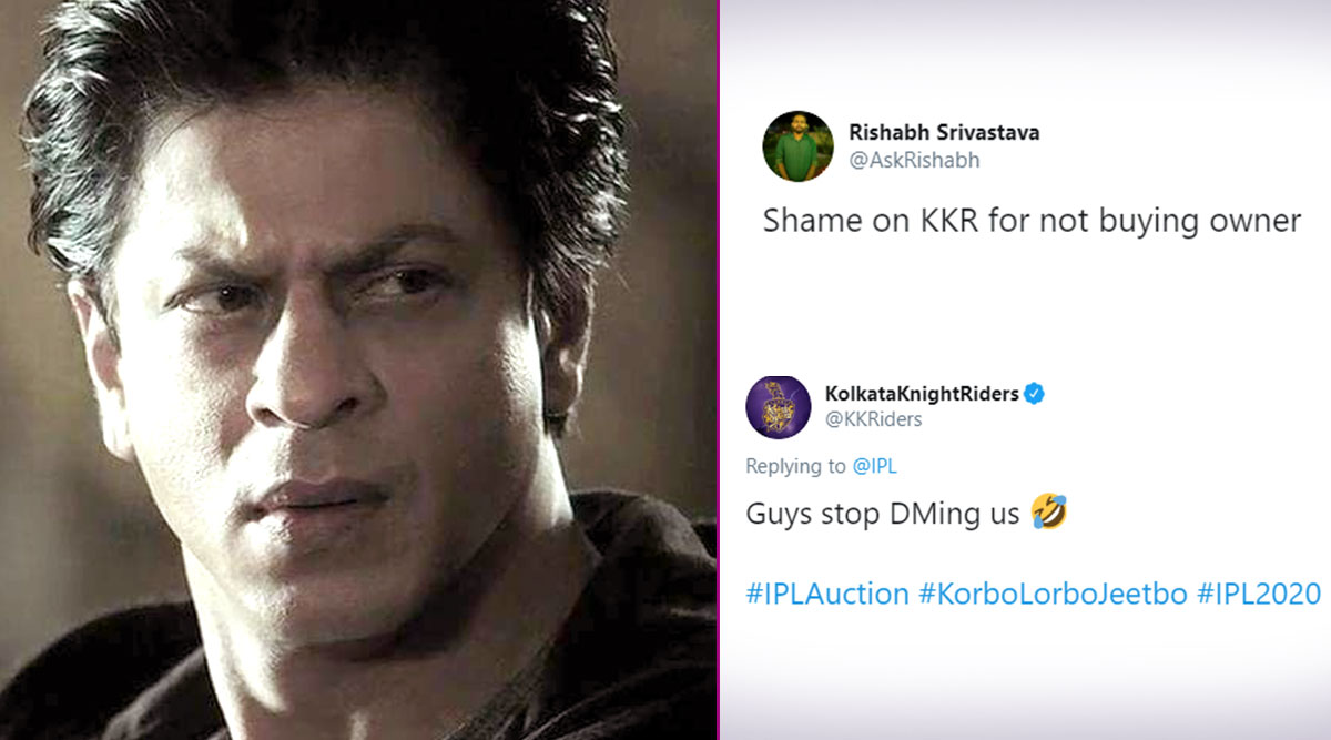 Shahrukh Khan Goes Unsold! Funny Memes and Jokes Go Viral After Tamil Nadu Cricketer Finds No Buyers in IPL 2020 Player Auction