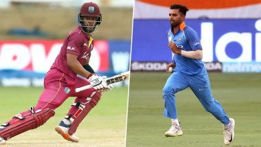 India vs West Indies 2nd ODI 2019: Shai Hope vs Deepak Chahar and Other Exciting Mini Battles to Watch Out for in Visakhapatnam