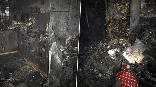 Delhi: Fire Breaks Out at Shalimar Bagh Area, Three Women Killed