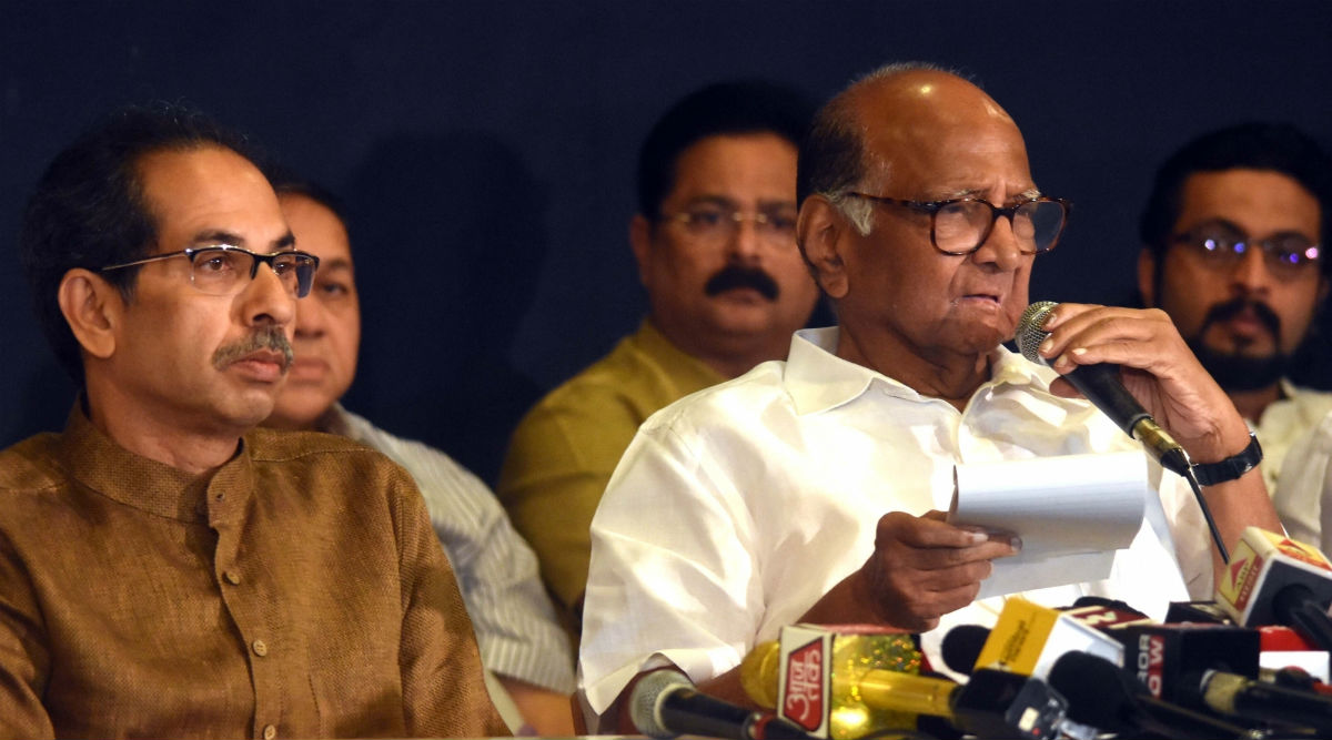 Sharad Pawar Reveals What Made Shiv Sena Accept 'Secularism', Clears NCP's Stand on Citizenship Amendment Bill