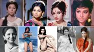 Happy Birthday, Sharmila Tagore! An Ode to Your Timeless Elegance and Contemporary Style!