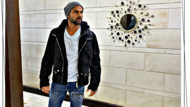 Shikhar Dhawan Gives Major Winter Fashion Goals In Latest Instagram Post! Check Out Gabbar's Cool Look As He Braves 'Dilli Ki Sardi'