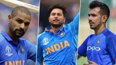 Kuldeep Yadav's 25th Birthday: Shikhar Dhawan, Yuzvendra Chahal and Others Post Special Messages for the Indian Spinner