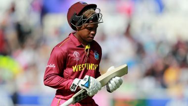 IND vs WI 1st ODI: Don't Know From Where the Power is Coming From, Says Centurion Shimron Hetmyer